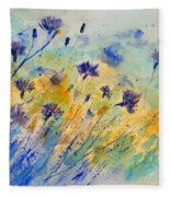 Watercolor 45417052 Fleece Blanket