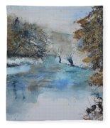 Watercolor 511003 Fleece Blanket