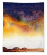 Mesa Fleece Blanket