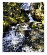 Waterfall Fleece Blanket