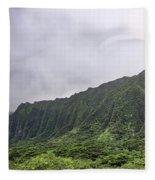 Waterfall Heaven Fleece Blanket