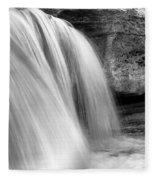Waterfalls I I Fleece Blanket