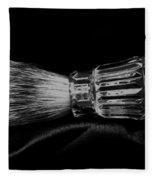 Waterford Crystal Shaving Brush Fleece Blanket
