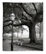 Waterfront Park Fleece Blanket