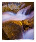 Waters Of Zion Fleece Blanket