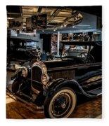 Watler P Chrysler Museum 2 Fleece Blanket