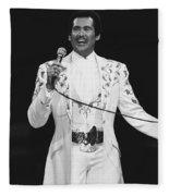 Wayne Newton Fleece Blanket