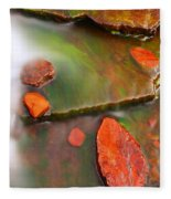 Weano Gorge - Karijini Np 2am-111702 Fleece Blanket