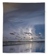 Weaver Pier Illuminated Fleece Blanket