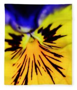 Wee Kiss Of The Sun Fleece Blanket