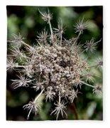 Weeds Fleece Blanket