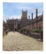 Wells Fleece Blanket
