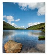 Welsh Lake Fleece Blanket