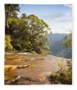 Wentworth Falls Fleece Blanket