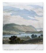 West Point, 1780 Fleece Blanket