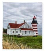 West Quoddy 4214 Fleece Blanket