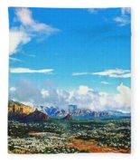 West Sedona Fleece Blanket