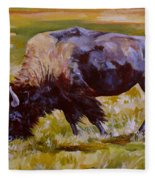 Western Icon Fleece Blanket