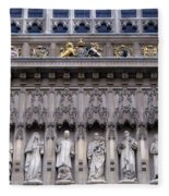 Westminster Abbey 1 Fleece Blanket