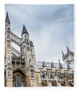 Westminster Abbey Fleece Blanket