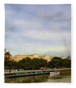 Westminster Panorama Fleece Blanket