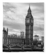 Westminster Panorama Fleece Blanket
