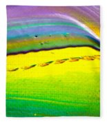 Wet Paint 2 Fleece Blanket