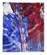 Wet Paint 61 Fleece Blanket