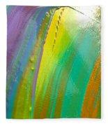 Wet Paint 7 Fleece Blanket
