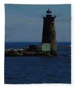 Whaleback Light Fleece Blanket