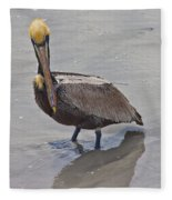 What Are You Lookin At Fleece Blanket