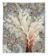 What Do You See - Two Fleece Blanket