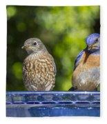 What Is It Fleece Blanket