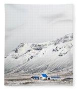 What Lies Beneath Fleece Blanket