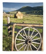 Wheelgate Fleece Blanket