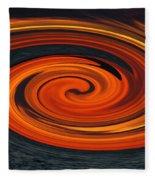 Whirlpool Fleece Blanket