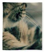 Whiskers Fleece Blanket