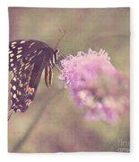 Whispers Of Nature Fleece Blanket