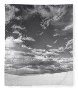 White Sands Drama Fleece Blanket