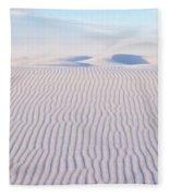 White Sands Serenity Fleece Blanket