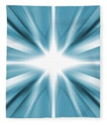 White Star Fleece Blanket