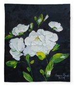 White Wonder Fleece Blanket