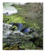 Whitehorse Falls Series 4 Fleece Blanket