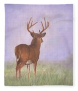 Whitetail Fleece Blanket