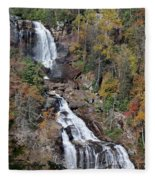Whitewater Falls Fleece Blanket