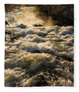 Whitewater Fleece Blanket
