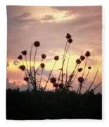 Wild Bouquet Fleece Blanket