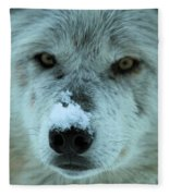 Wild Intensity Fleece Blanket