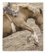 Wild Ride Fleece Blanket