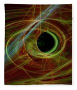 Wild Thing Fleece Blanket